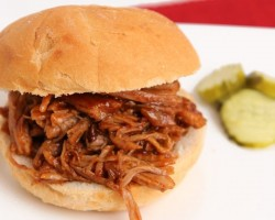 BBQ Pulled Pork Recipe – Laura Vitale – Laura in the Kitchen Episode 765