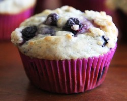 Blueberry Muffins – Homemade Blueberry Muffin Recipe