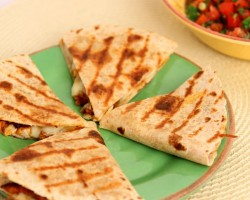 Chicken Quesadilla Recipe – Laura Vitale – Laura in the Kitchen Episode 542