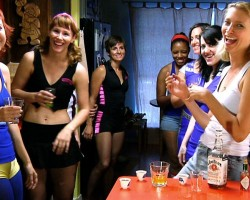 Hilah Cooking vs. the Texas Rollergirls