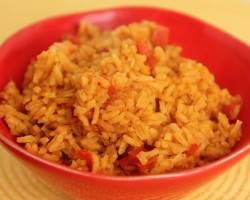 Mexican Yellow Rice Recipe – Laura Vitale – Laura in the Kitchen Episode 570