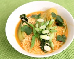 My Thai Inspired Noodle Soup Recipe – Laura Vitale – Laura in the Kitchen Episode 725