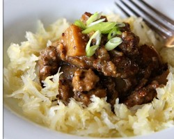 Pork Stew with Apples and Caraway – Halloween Recipe #8