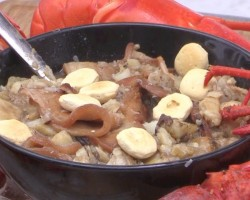 New England Fish Chowder by the BBQ Pit Boys
