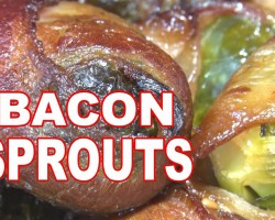 Bacon Sprouts recipe by the BBQ Pit Boys