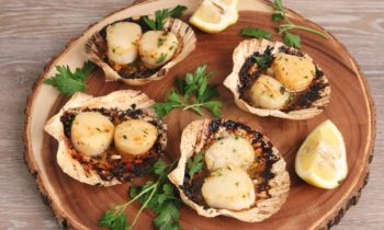 Grilled Scallops on the Half Shell | Episode 1088
