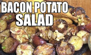Roasted Bacon Potato Salad recipe