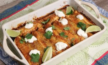Slow Cooker Beef Enchiladas Recipe | Episode 1124