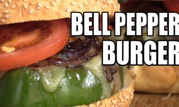 Bell Pepper Cheeseburger recipe