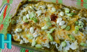 Chicken Enchilada Casserole! Hilah Cooking