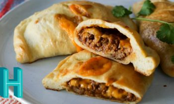 Homemade Hot Pockets: TACO Pockets! Hilah Cooking