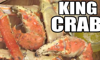 KING CRAB recipe
