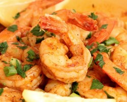 New Orleans Style Shrimp Recipe – Laura Vitale – Laura in the Kitchen Episode 907