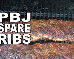 Peanut Butter & Jelly Ribs recipe by the BBQ Pit Boys